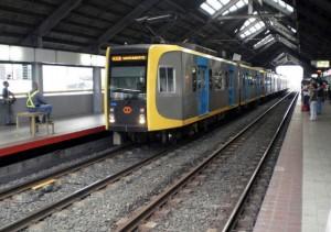 マニラの鉄道 LRT-1